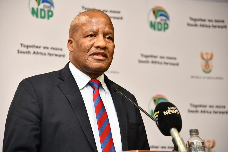 MDDA pays tribute to the late Minister in the Presidency Jackson Mthembu