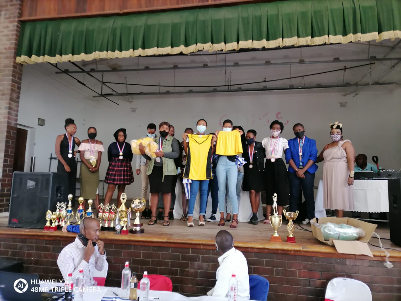 Phiritona, Heilbron Sporting tournament ends on a high note